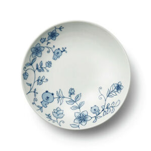 LINE FRIENDS X KwangJuYo Edition Brown Flat Plate 17cm 1P Ceramic