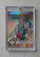 PANINI TOTALLY CERTIFIED 2015-16 CHAMPIONS LARRY BIRD MIRROR GOLD 23/25