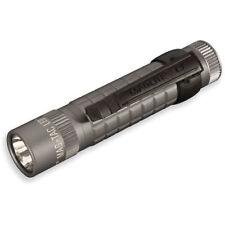 Maglite SG2LRG6 Mag-Tac LED 2-Cell CR123 Flashlight - Plain-Bezel, Urban Gray