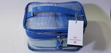 Target Vineyard Vines Cosmetic Travel Makeup Bag Pouch Purse Blue Whale Nwt