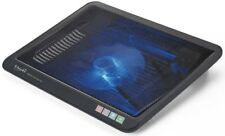 "E-books C1 Quiet Laptop Cooling Pad One Fan for 10""-14"" Gaming Laptop - Black"