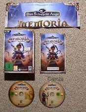 Das Schwarze Auge - Memoria - Limitierte Erstauflage - PC Spiel / German