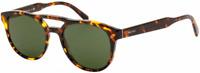 Prada Damen Herren Sonnenbrille SPR13T VAU-1I0 54mm havana Kunststoff 231 53