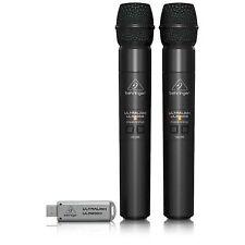 Behringer ULM202USB Wireless Dynamic Microphone System