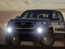 Bumper Fog Lamps Driving Lights Kit w/ Built-In DRLs for 2012-2018 Toyota Tacoma