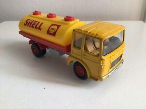 solido demontable saviem camion citerne shell bon etat année 70