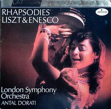 LISZT / HUNGARIAN RHAPSODY - ANTAL DORATI - MERCURY - GOLDEN IMPORT - HOLLAND LP