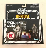 Star Wars Vintage Collection - 2013 DEATH STAR SCANNING CREW - KMART EXCLUSIVE!