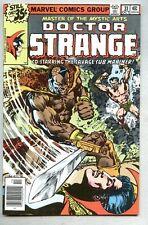 Doctor Strange #31-1978 vf Frank Brunner Sub-Mariner