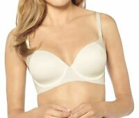 Triumph Body Make-Up Soft Touch WP EX Underwired Padded Bra Vanille 34D CS