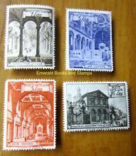 EBS Vatican City Città del Vaticano 1949 Basilicas 122/127 MNH**