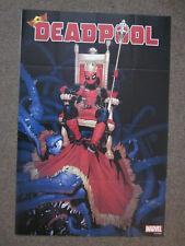Marvel Comics Deadpool Marvel Superhero Poster 36x24