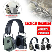 Tactical Pro Military Shooting Anti-Noise Soundproof 27dB Earmuff Ear Protection
