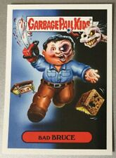 Garbage Pail Kids Oh The Horror Sticker 11b 80's Horror Bad Bruce