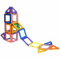 50Pcs Magnetic Building Blocks Construction Enlighten Puzzles Toys Educational
