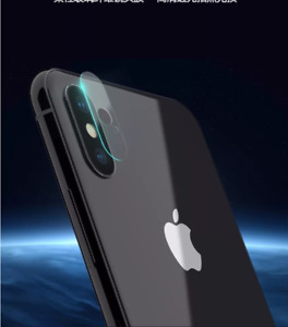 2 X Back Rear Camera Lens Tempered Glass Protector For Apple iPhone X/Xs/Xs Max