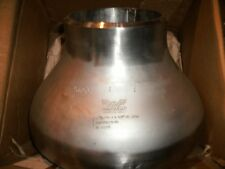 """FORMWELD FITTING 12""""X6""""X.375"""" C276 HASTELLOY CONCENTRIC REDUCER B366WPHC276-WX"""
