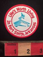 City Of FORT SMITH Arkansas Patch - Life's Worth Living 79I2