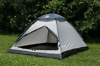 Tahoe Gear Willow 2 Person 3 Season Family Dome Waterproof Camping Hiking Tent