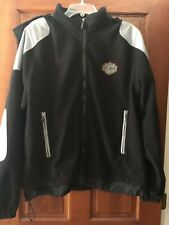 HARLEY DAVIDSON Men's Hooded(removable) Fleece Jacket XL