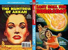 Armchair Fiction, LAST CALL FOR DOOMSDAY & HUNTRESS OF AKKAN, Edmond Hamilton