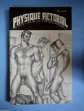 Physique Pictorial / Vol.18 #1 / January 1970 / Gay Interest