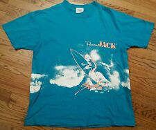 Panama Jack surfing T-Shirt surf wraparound tee Men's One Size Fits All vintage