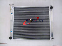 All Aluminum Radiator for Nissan 300ZX Z32 3.0 Turbo 1989-1997 Auto AT MT