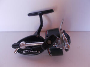 Vintage Mitchell 301A Spinning Reel Fishing, Made in France, AWESOME!