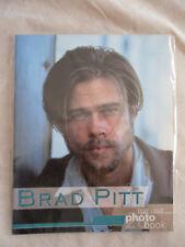 BRAD PITT TEAR OUT PHOTO BOOK en anglais avec 20 SUPERBES PHOTOS