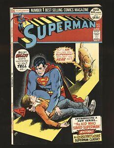 Superman # 253 VF Cond.