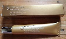 Nutrimetics ' NUTRI-RICH OIL Ointment With Apricot Kernel Oil ' Brand New.