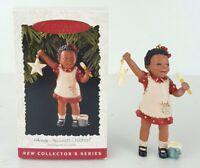 1996 Hallmark Christy All God's Children 1st Series Keepsake Christmas Ornament