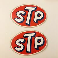 """VINTAGE STP SMOOTHER  Sticker / Decal Racing ORIGINAL OLD STOCK 6"""" x 4.5"""""""