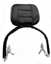 Backrest, driver Goldwing GL1200 Black