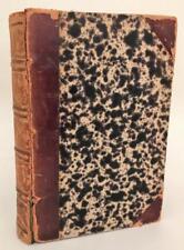 1866 J.A.Maurault Histoire des Abenakis Indian Sourdes Muettes Montreal Book