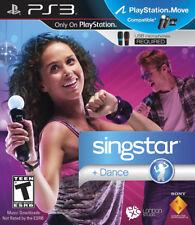 Singstar Dance PS3 New Playstation 3