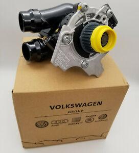 OEM VW AUDI TSI 2.0T WATER PUMP ASSEMBLY JETTA PASSAT GTI GOLF Beetle A4 A5 Q5
