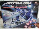 AirMan Flying RC Super Hero in Blue (new) Free Shipping