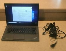 Lenovo Thinkpad X1 Carbon 2nd Gen 8GB RAM 256GB SSD Intel i5 4300u