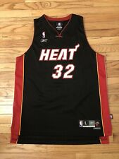 Shaquille O' Neal Miami Heat NBA Reebok Jersey Men's Size L