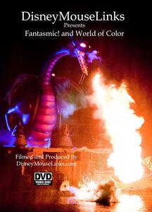 Disneyland - Fantasmic! And World of Color DVD