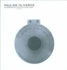 Pauline Oliveros - Reverberations: Tape & Electronic Music 12 cd box set EXC