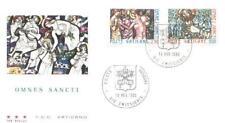Vatican 1980 Mi FDC 775-76b All Saints' Day