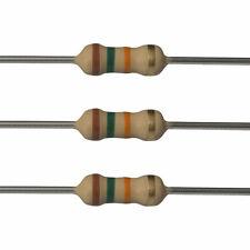 100 x 15k Ohm Carbon Film Resistors - 1/4 Watt - 5% - 15K - Fast USA Shipping