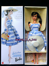 Suburban Shopper Barbie Doll Collector's Request Reproduction Repro NRFB ""