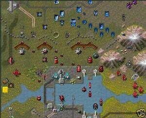Offenes Programm, Strategiespiel ...wird programmiert nach Spielerwunsch. PC