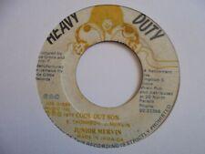 "New ListingJunior Murvin Cool Out Son Heavy Duty Rockers Roots Reggae 7"" Hear"