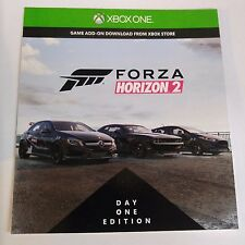 Forza Horizon 2 DAY ONE EDITION DLC CARD (Xbox One) #2116