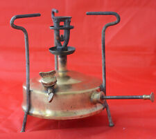 VINTAGE Brass Camp Stove OPTIMUS No 1.S - Made in Sweden  - laiton - réchaud